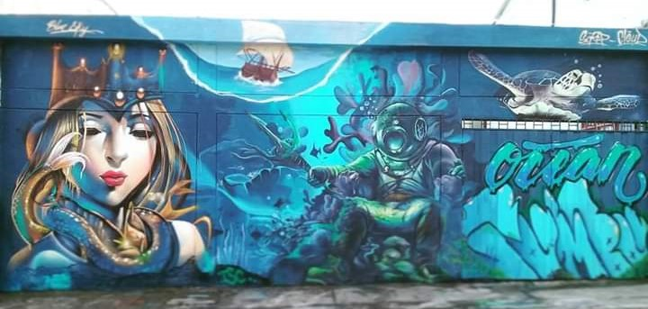 Graffiti, elaborado por Cloud junto a Scrap.