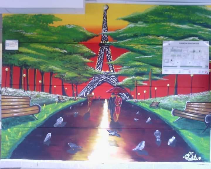Un sueño en París.