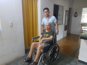 Ayudas técnicas de la Fundación FAMBARU.